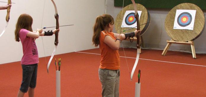 5 indoor shooting ranges