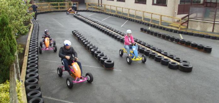 Ashbury Pedal Karts
