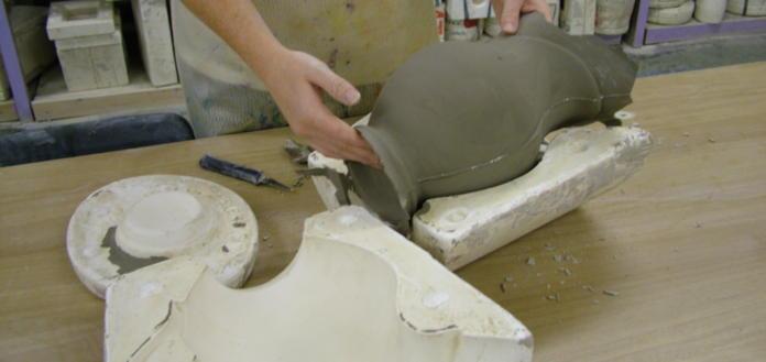 Pottery - Slip Casting